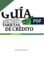 Guia Para El Manejo Efectivo de Las Tarjetas de Credito