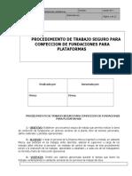 05-Procedimiento Trabajo Excavaciones OOCC - Plataformas GNL.