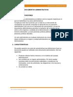 Documentos Administrativos TRABAJO