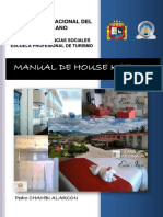 Manual de House Keeping