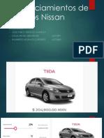Financiamientos de Carros Nissan