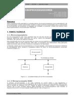 10.0 Aplicações Especiais de Circuitos Digitais (Microprocessadores)