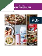 Katyas Healthy Diet Plan