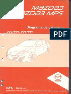 Wiring Diagram Mazda 3 Pdf