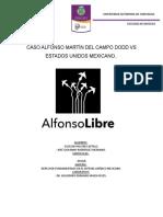 El Caso Alfonso Martín Del Campo Dodd II