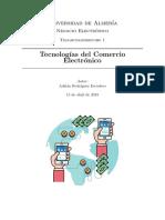 Tema 1. Tecnologías Del Comercio Electrónico