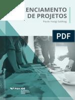 Gerenciamento Projetos Atualizada Quinzenal 2018