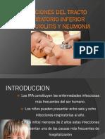 Infecciones Del Tracto Respiratorio Inferior