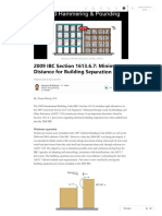 2009 IBC Section 1613.6.7_ Minimum Distance for Building Separation _ LinkedIn