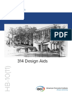 Aci Design Aids Resumido