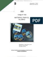 Material SIS Caterpillar 2018