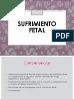 Sufrimiento Fetal Corrección