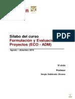 Formulación y Evaluación de Proyectos - ECO.pdf