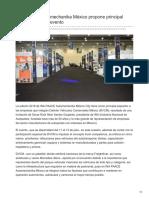 INA PAACE Automechanika México propone principal expositor para el evento