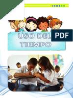 USO DEL TIEMPO PRESENTACIÓN (1)