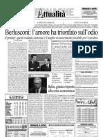 Cronache Di Napoli 31 Marzo 2010