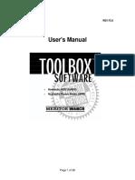 Manual bendix