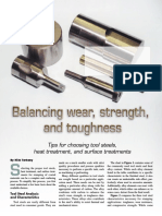 Dayton Tech-balancing-wear Strength Toughness