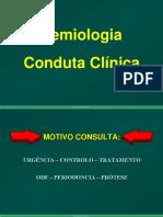 Conduta Clinica Semiologia