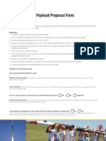 Payload Proposal 2015