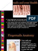 Finger Nails & Your Health