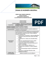 Plaza Docente Ocasional Metodos Cuantitativos TC