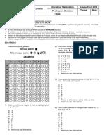 Exame Final 1