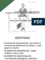 Identificacion Medico Legal 5
