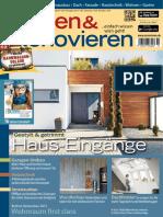 Bauen Und Renovieren September-Oktober 2017