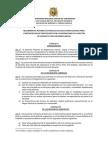 Reglamento de Contratación Docente