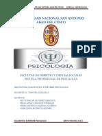 Historia Clinica Psicosis
