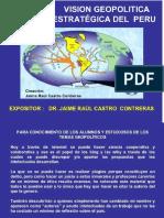 Vision Geopolitica Del Perú