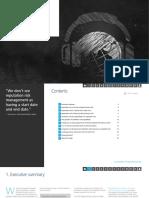 Reputation Risk Report 2014