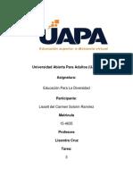 Educacion Para La Paz Carmen