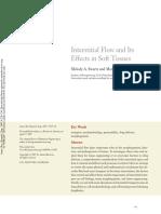 3. Interstitial Flow