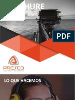 PRESCO - Brochure