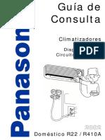 Frio - Guía Diagnóstico Panasonic