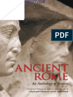 Ancient Rome an Anthology of Sources(Marked)