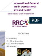 IGC1 Revision and Examination Guide