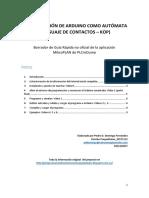 Arduino Como Automata PLC_ Mikroplan