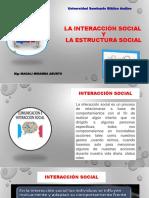 Interacción Social-11va Clase