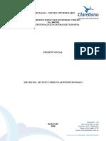 Relatório de Projeto Social