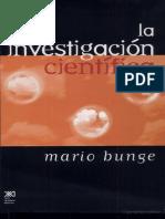 Mario Bunge,Cientific Investigation.pdf