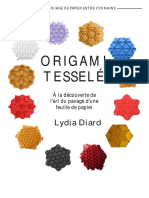 Origami Tesselé Lydia Diard