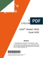 HGS Pilot Guide 5600
