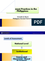 Assessment Practices in the PH_-_Zenaida_Reyes