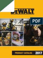 The Dewalt Tool Cat for 2017