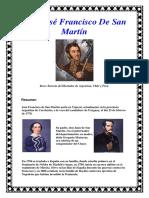 Don José Francisco de San Martín