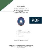 Cover Buku Kerja