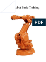 ABB Robot Basic Training